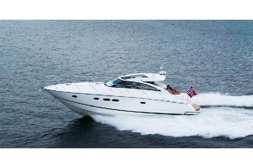 2009 Princess Yachts V45