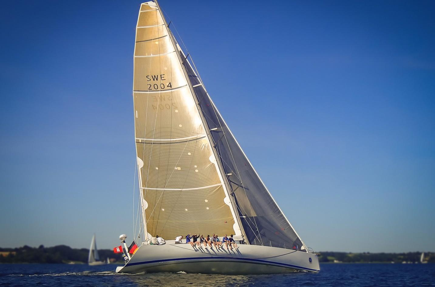 Sail Boat Engine Wiring Harness Smart Electrical Diagram 1989 Custom Whitbread Maxi Racer One Off For Salerhyachtworld