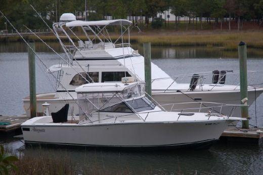 1985 Albemarle 27 express fisherman