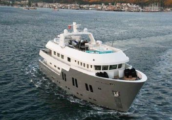 2010 Saba Yachts Expedition Yacht