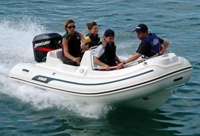2011 Ab Inflatables Nautilus 12 DLX