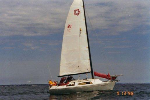1984 Freedom Yachts 29