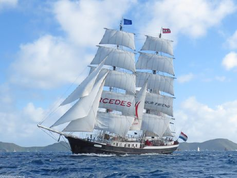 2003 Custom Tall Ship