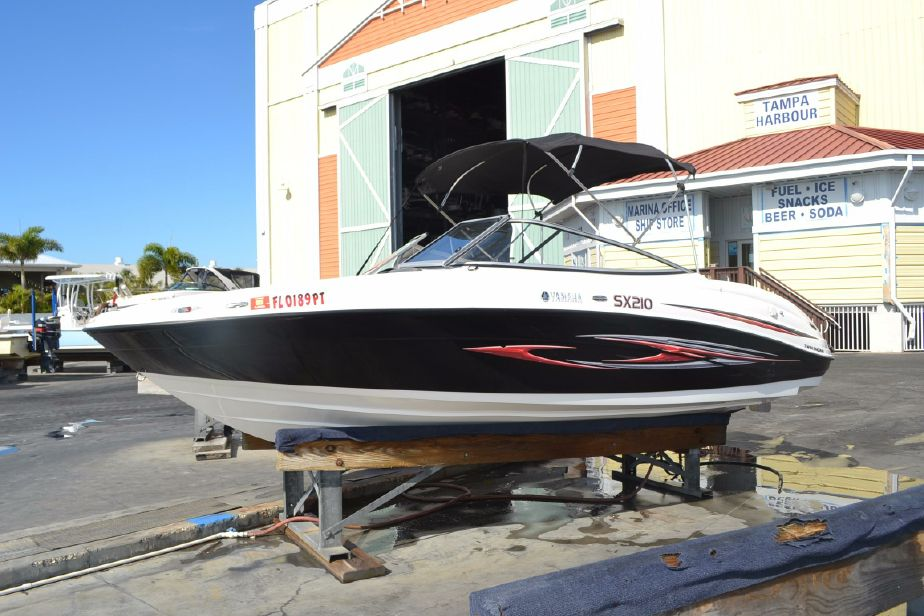 2008 Yamaha Boats SX210 Power Boat For Sale