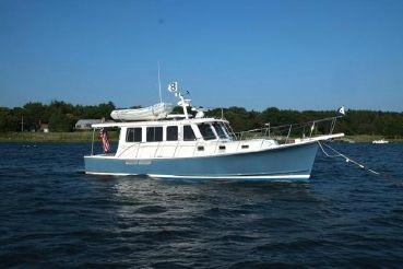 2004 Zimmerman Marine Z36 Custom Cruiser