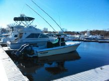 2002 Bluewater 2550 CC