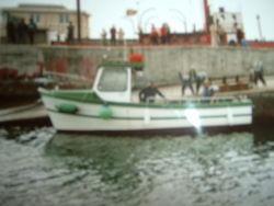 1990 Fishing Boat Wheelhouse