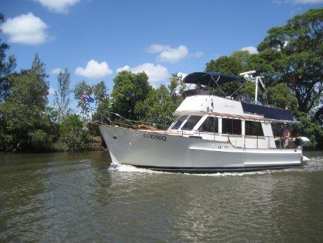 1986 Island Gypsy 36