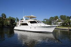 2005 Offshore Yachts Pilothouse
