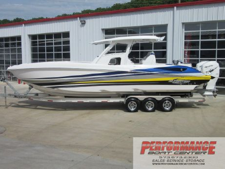 2016 Sunsation Powerboats 34 CCX
