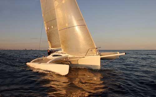 2006 Corsair 31-1D