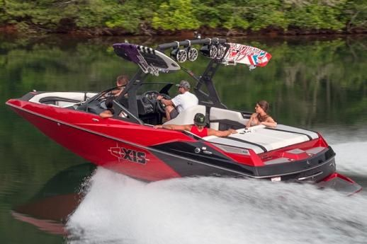 2015 Axis A22 with 350 HP