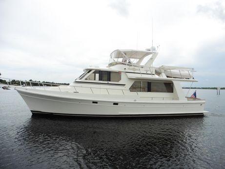 2001 Offshore 48 Pilothouse