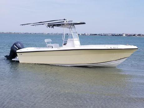 2009 Angler 230 VBX