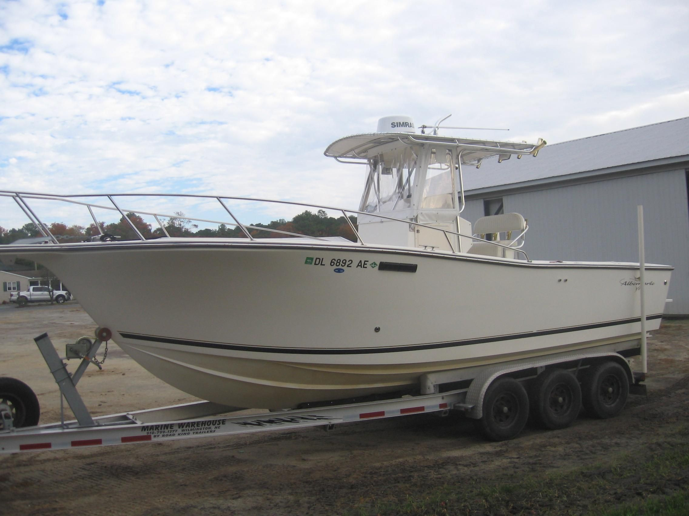 2000 albemarle power boat for sale for Outboard motors for sale maryland