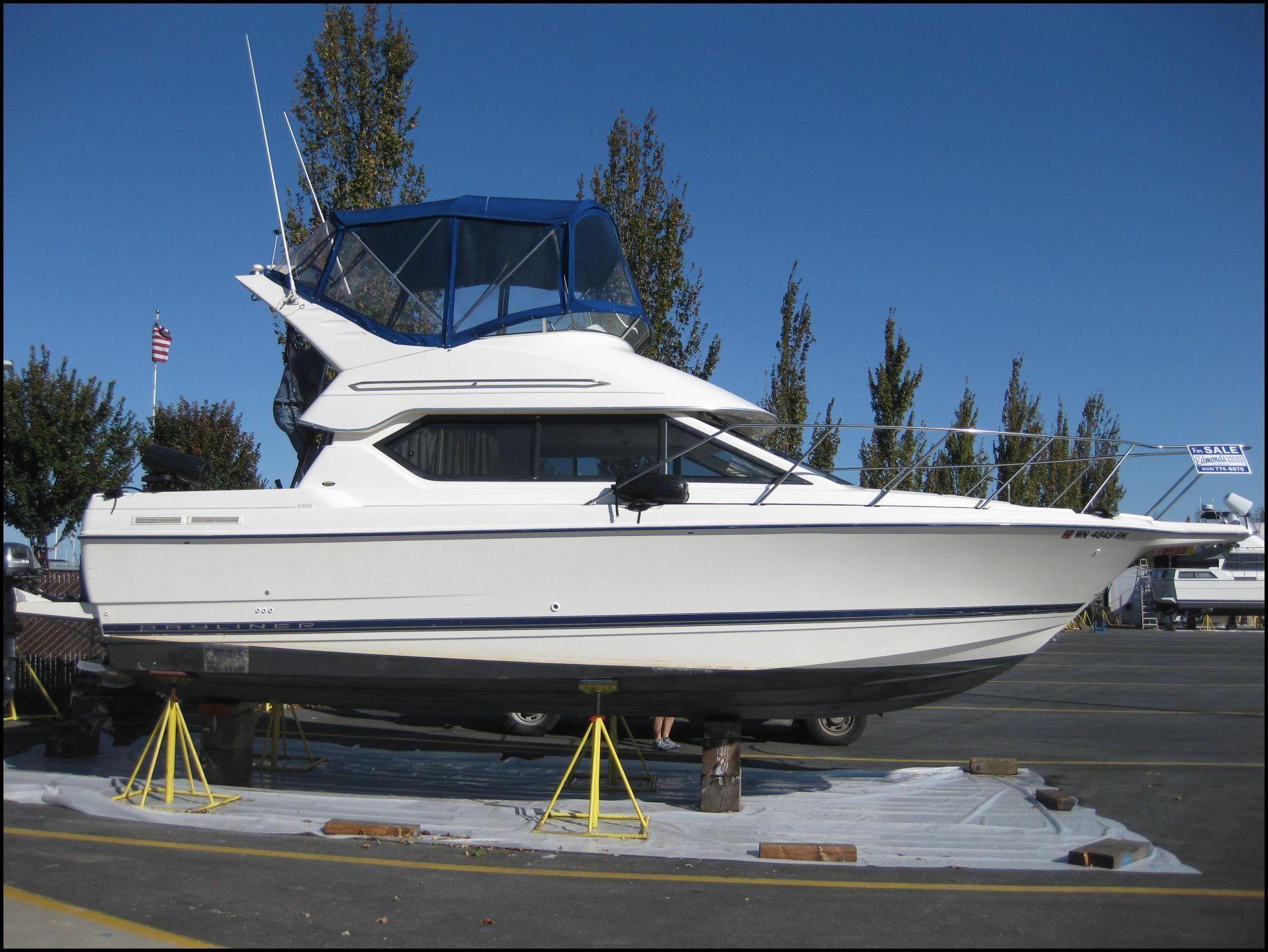 Edmonds (WA) United States  City new picture : 2003 Bayliner 2858 Ciera Power Boat For Sale www.yachtworld.com