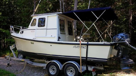 2014 Rosborough 22 Custom Wheelhouse W Trailer