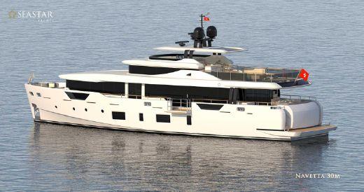 2016 Seastar Yachts Navetta 100