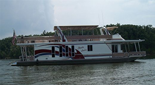 2001 Sharpe 75 x 16 Houseboat