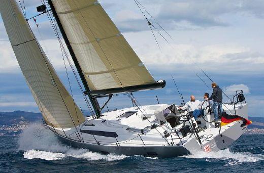 2011 Judel/vrolijk 50 Cruiser-Racer