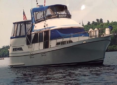 1987 Golden Star 37 Sundeck Motoryacht