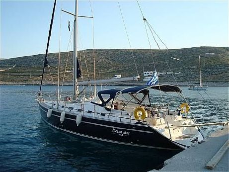 2004 Ocean Star 51.2 Sailing yacht