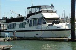 1978 Bluewater 45 Flybridge Cruiser