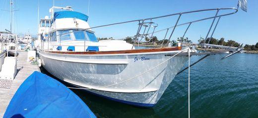 1975 Gulfstar Trawler Motor Yacht