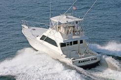 1995 Post Marine 50 Sport Fisherman