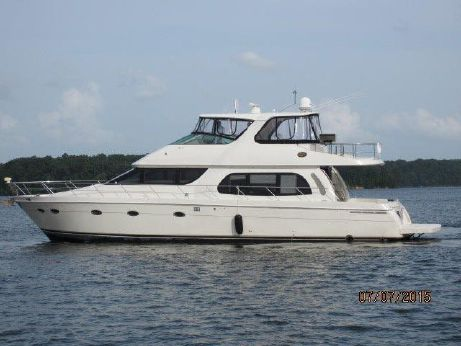 2006 Carver 56 Voyager PH