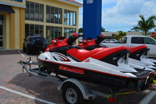 2007 Bombardier Sea-Doo Wake