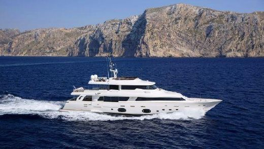 2013 Ferretti Custom Line 33 Navetta