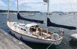 1969 Hinckley Bermuda 40 MK II Yawl