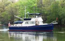 1990 Grand Banks 42 Classic