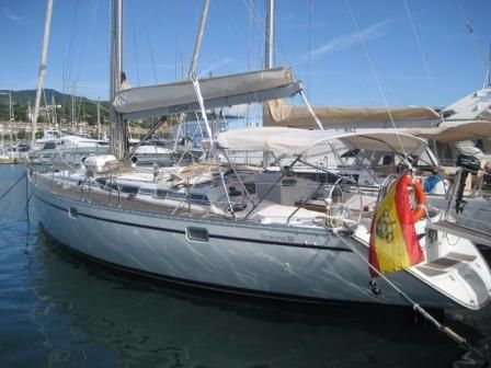 1992 Beneteau Oceanis 50