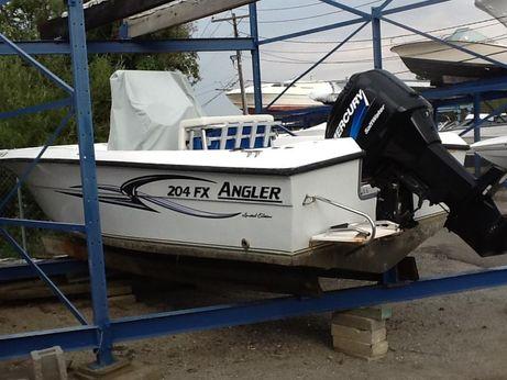 2004 Angler 204F