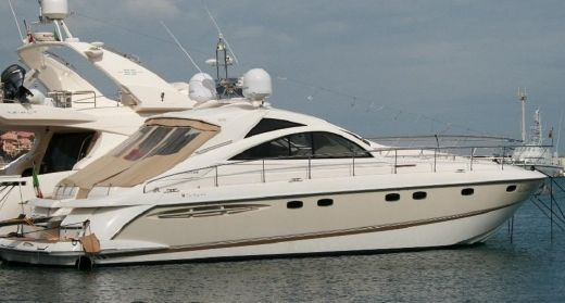 2009 Fairline Targa 52