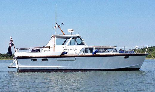 1968 Morgan Giles TS Monaco Motor Yacht