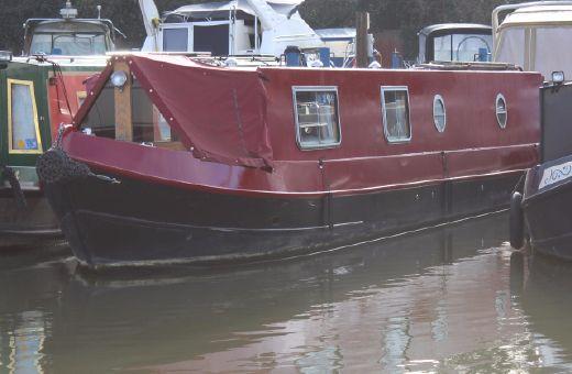 2008 East West Narrowboat