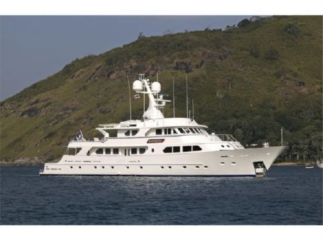1988 Sterling Yachts Tri-Deck Ocean Going Full Displacement