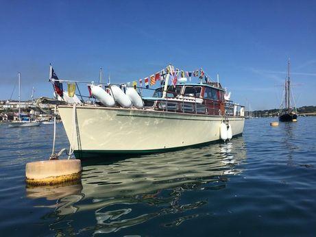 1964 Classic Classic motor yacht