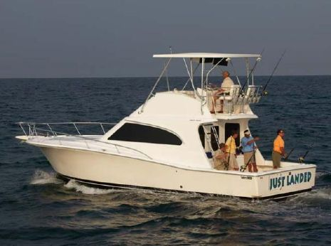 2006 Luhrs 38 Convertible