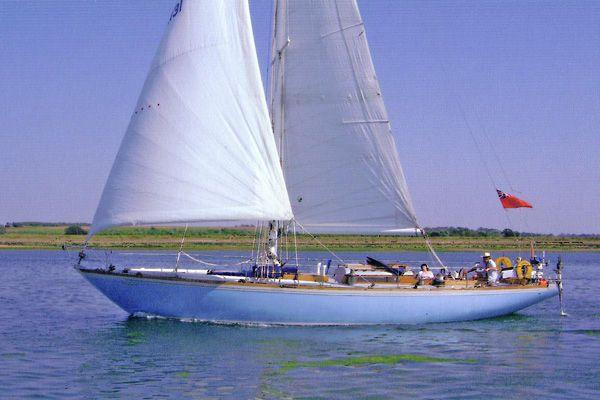 1964 Holman 48 Purjevene Vene Myytävänä - www.yachtworld.fi