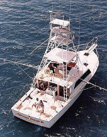 1988 Key West Custom Sportfisherman