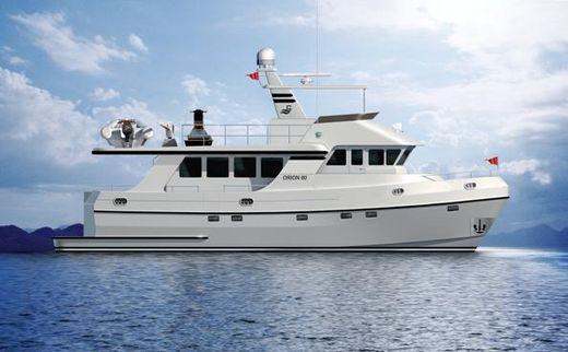 2017 Explorer Motor Yachts Odyssey 62