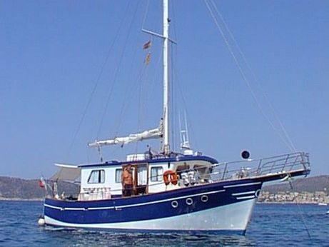 1981 Motor Sailor 12m Trawler