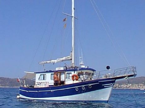 1981 Motor Sailor 12m Trawler
