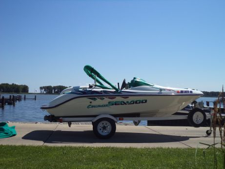 1997 Sea Doo Challenger