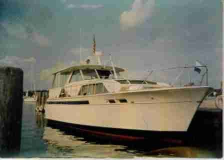 1969 Chris-Craft Commander