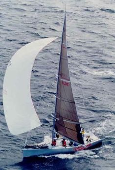 1994 Bruce Farr Cookson Fractional Sloop